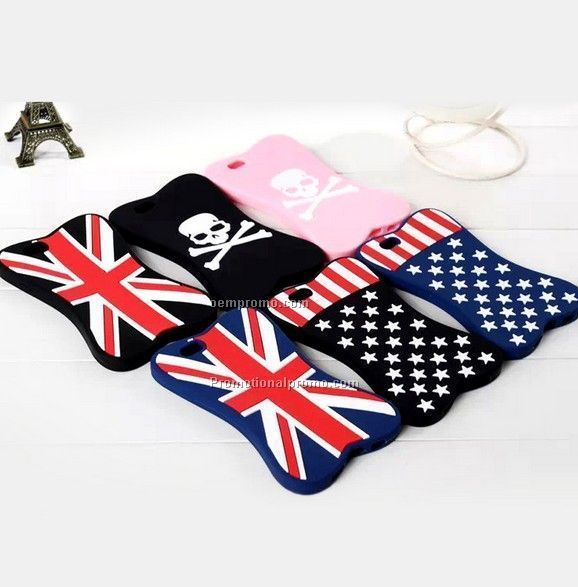 High quality soft silicon case for iphone 6 6plus