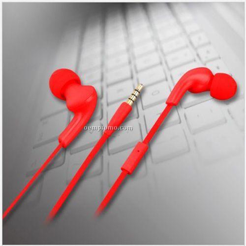 Hot In-ear earphone