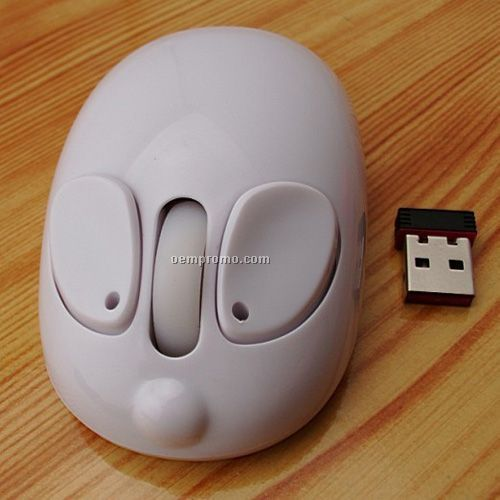 Hot wireless mouse