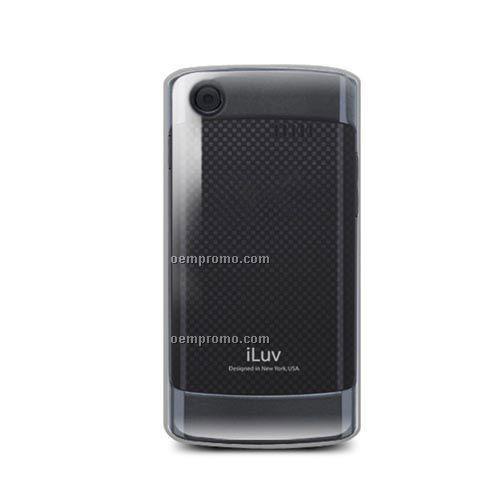 Iluv - Samsung Galaxy S - Acrylic / Hard Case
