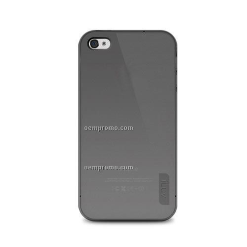 Iluv -flex-gel Case For Iphone 4 Cdma