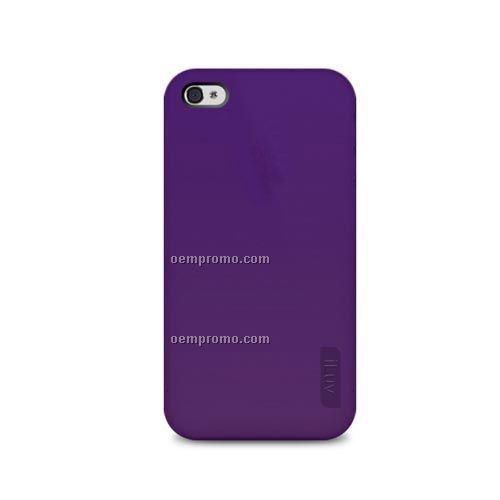 Iluv -silicone Case For Iphone 4 Cdma