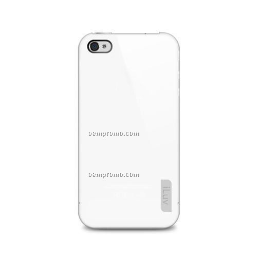 Iluv -translucent Case For Iphone 4 Cdma