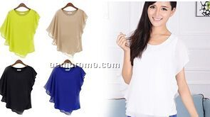 Jaws Dropping Effect with the Casual Chiffon Top