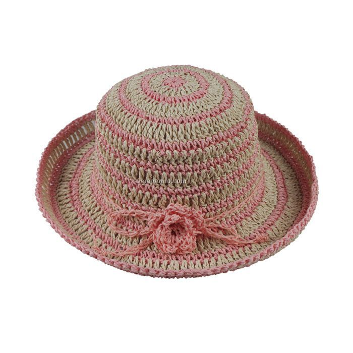 Kid` straw hat