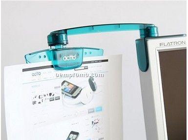 LCD super clip