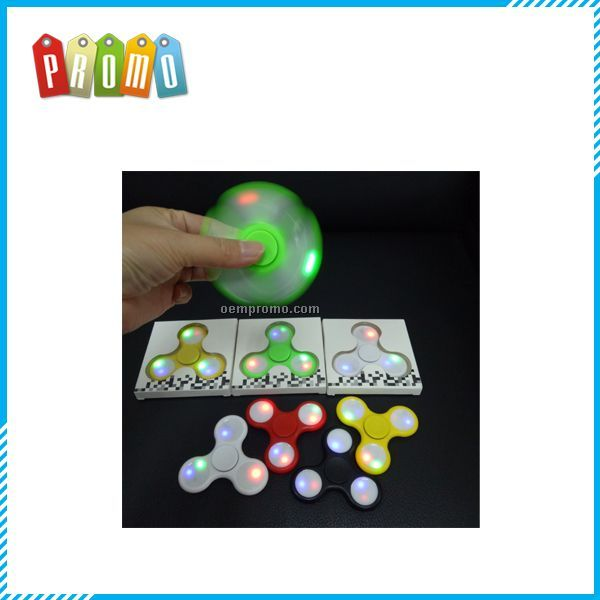LED Fidget Spinner Toy for Kids and Adult