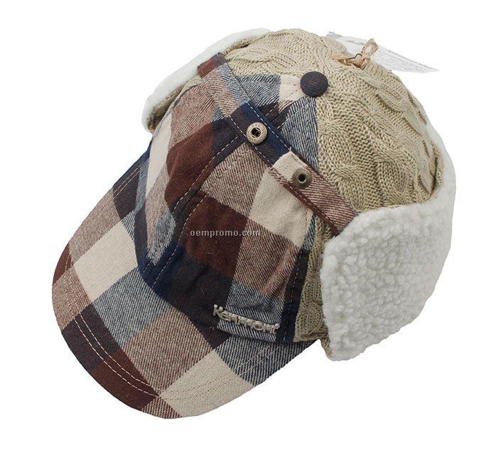 Ladie`s warm winter hat