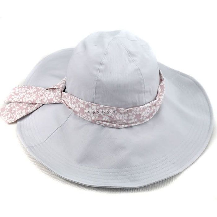 Lady summer big brim hat