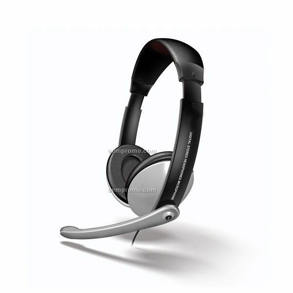 Lightweight Microphone Headset