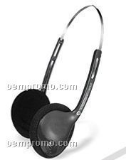 Lightweight Stereo Headphones
