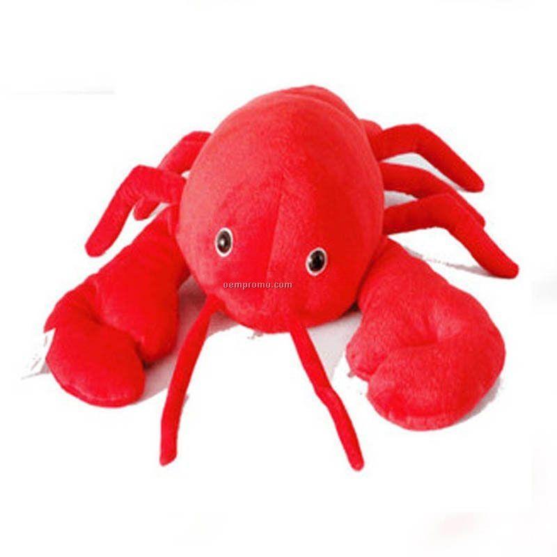Lobster Aquatic Friends Beanie