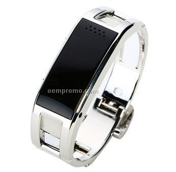 Luxury Gold Color Bluetooth Sync Wrist Watch, Phone Bracelet For IOS Android Smart Phone