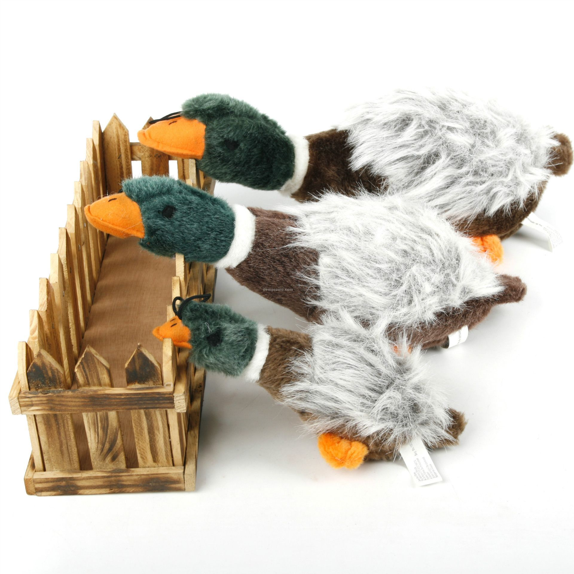 Mallard Duck Beanie Stuffed Animal