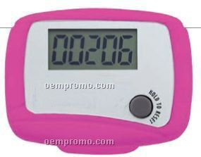 Marathon Pedometer (Direct Import-10 Weeks Ocean)