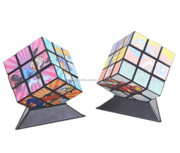 Mirror Block Cube Game