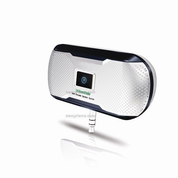 Mp3 Mini Portable Speaker System