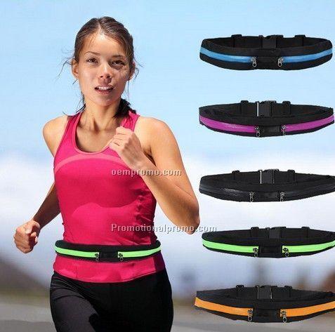 New multifunction water proof  sport pocket, sports pocket for phone, color spor