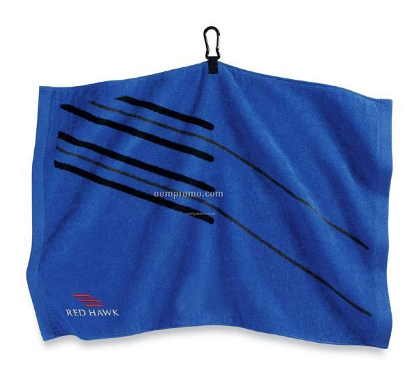 Nike Golf 100% Cotton Velour Reactive Towel