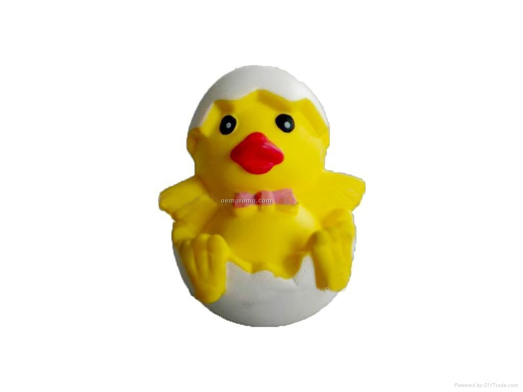 PU egg chicken, PU Soldier toy
