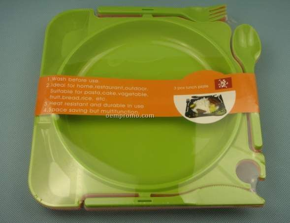 Partyplate All-in-one Convenience Plate