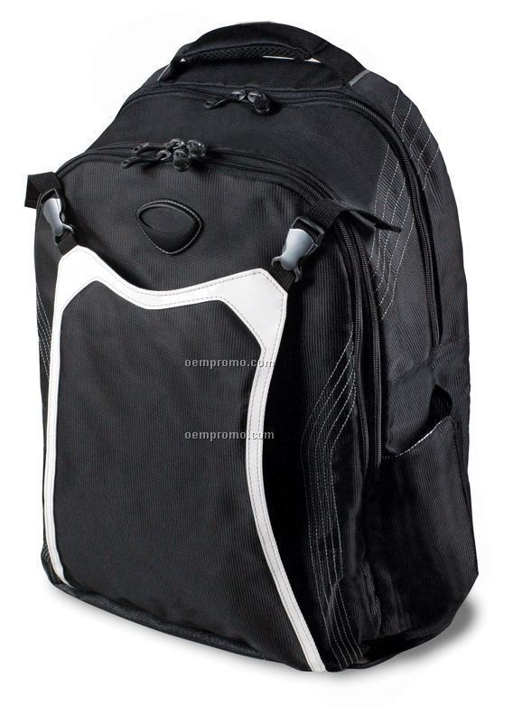 Performance Backpack (2011) - Embroidered