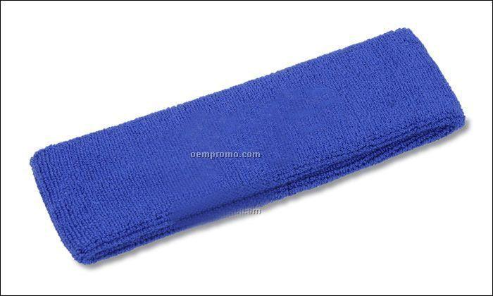 Plush Terry Sports Headbands