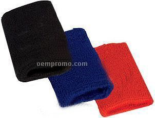 Plush Terry Sports Wristbands