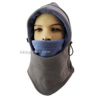 Polar Fleece Earmuffs Winter Ski Mask