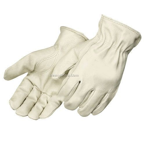 Premium Grain Pigskin Driver Gloves (S-xl)