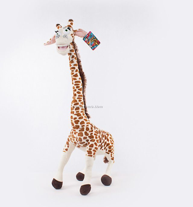 Realistic Giraffe Stuffed Animal