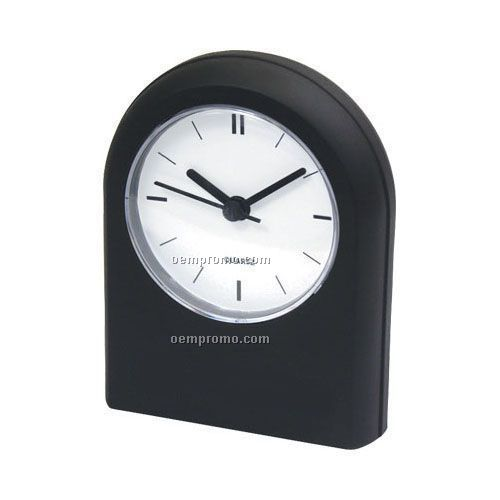 Rounded Top Desk Clock With Alarm