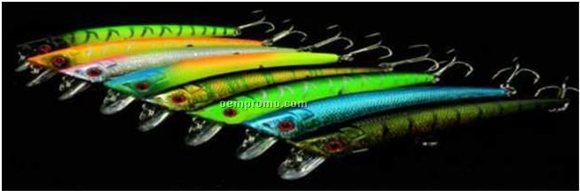 See larger image Minnow Fishing Lure 9.5CM-7.3G-6#hook