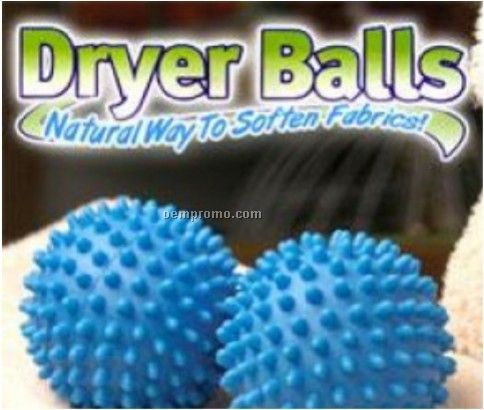Set of Two Dryer Balls