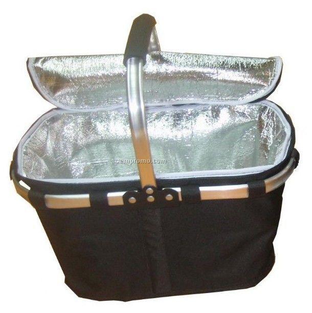 Shopping basket, picnic basket, camping basket