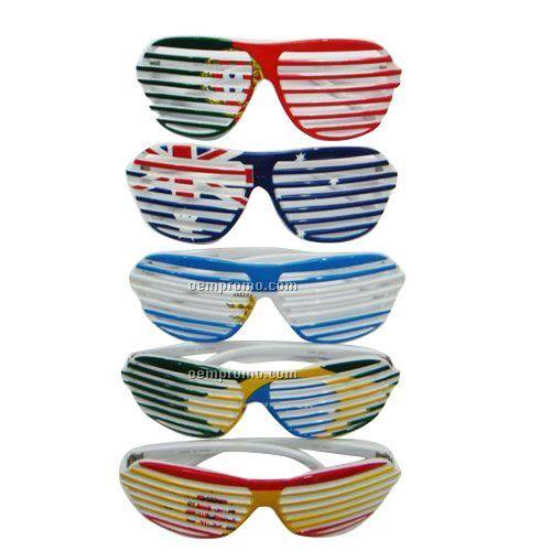 Shutter Shade Glasses