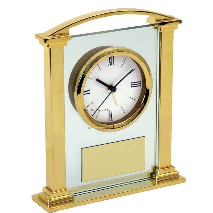 Simply Elegant Desk Clock