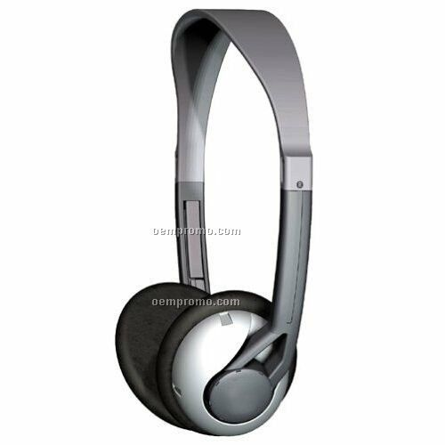Slim Lightweight Stereo Headphones