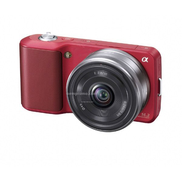 Sony Nex-3 Interchangeable Lens Digital Camera