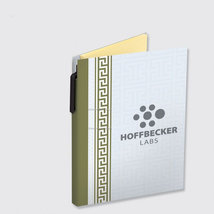 Sticky note Custom Printed Note Journal - 4