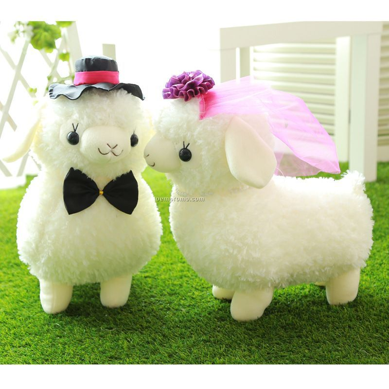 Stock Sheep Stuffed Animal