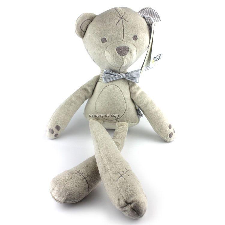Stock Valentine's Day Stuffed Heart Bear