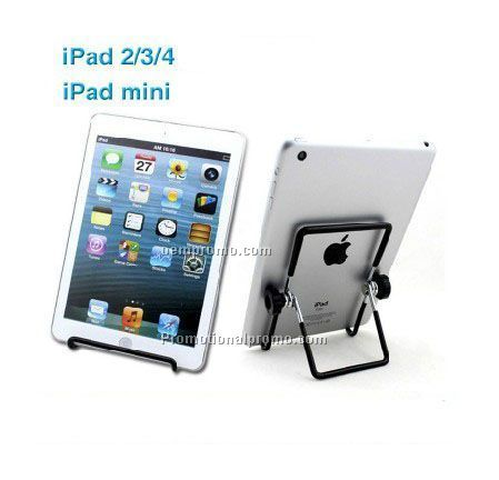 Tablet universal swivel bracket, universal iron metal stents, tablet PC holder