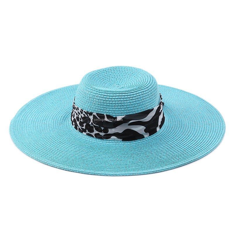Travel Beach Straw Sun Hats
