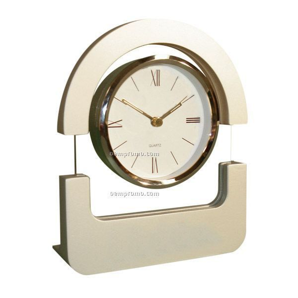 Unique Design Desk Top Clock