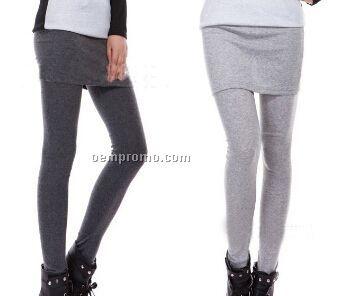 Versatile 2-in-1 Skirt Leggings