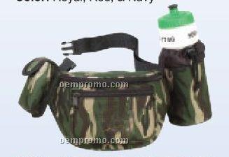 W10 W/Camouflage Fabric