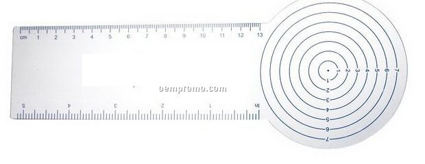 Wound Gauge, wound measuring rulers