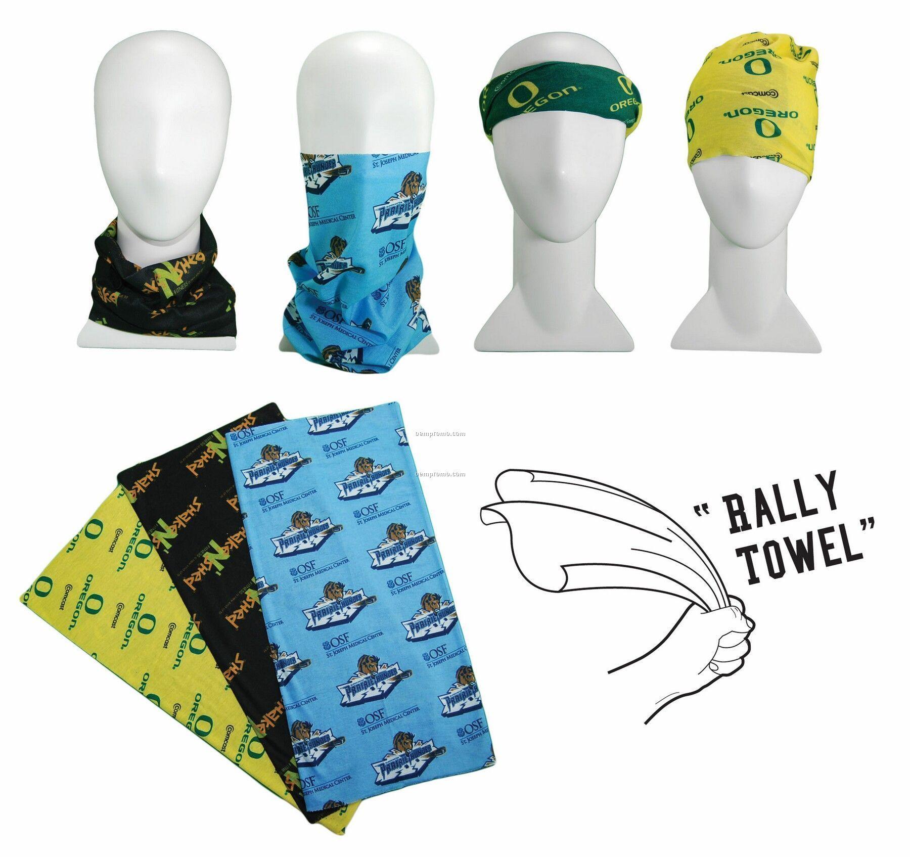 Yowie Multi Functional Seamless Rally Wear, Multifunctional Seamless Tube headwear