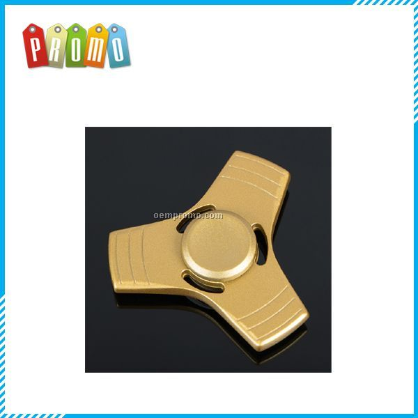 EDC Metal Fidget Spinner for Toy